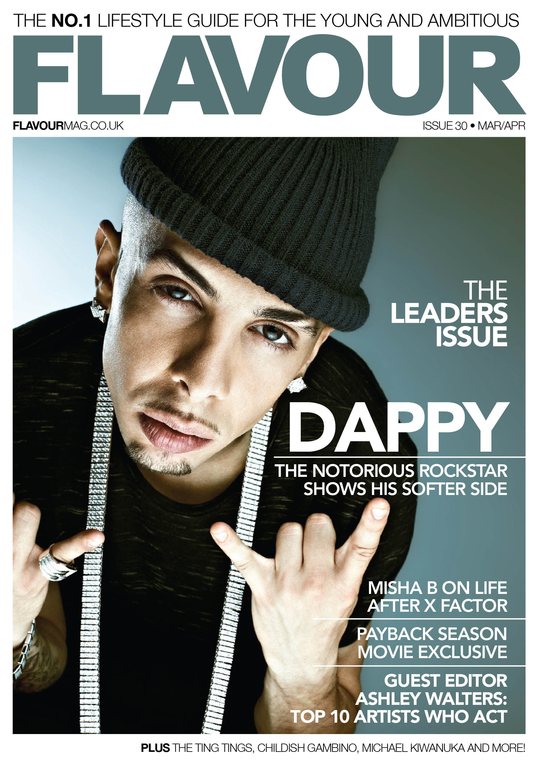 Check Out The Brand New Issue Of Flavour Magazine